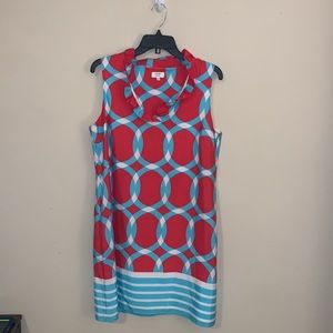 Crown and ivy sleeveless dress size 12